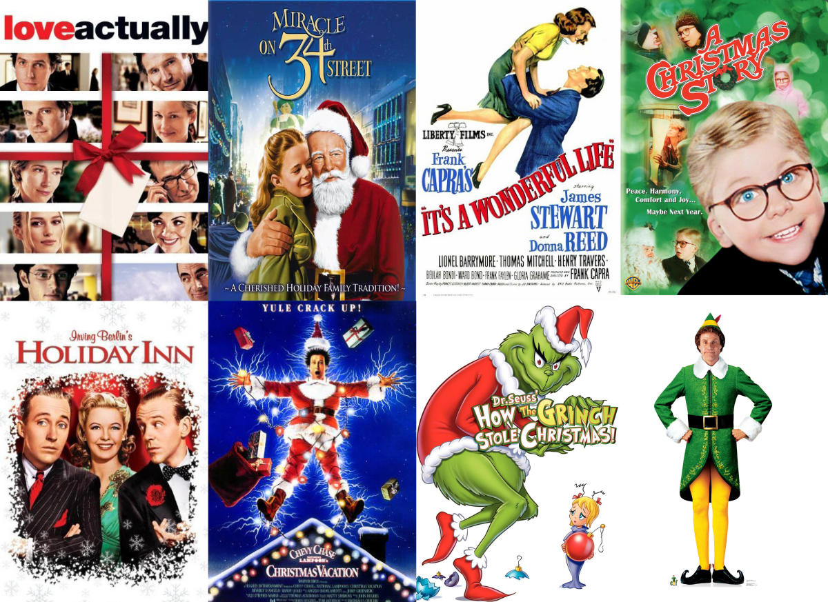 Image result for Holiday movies
