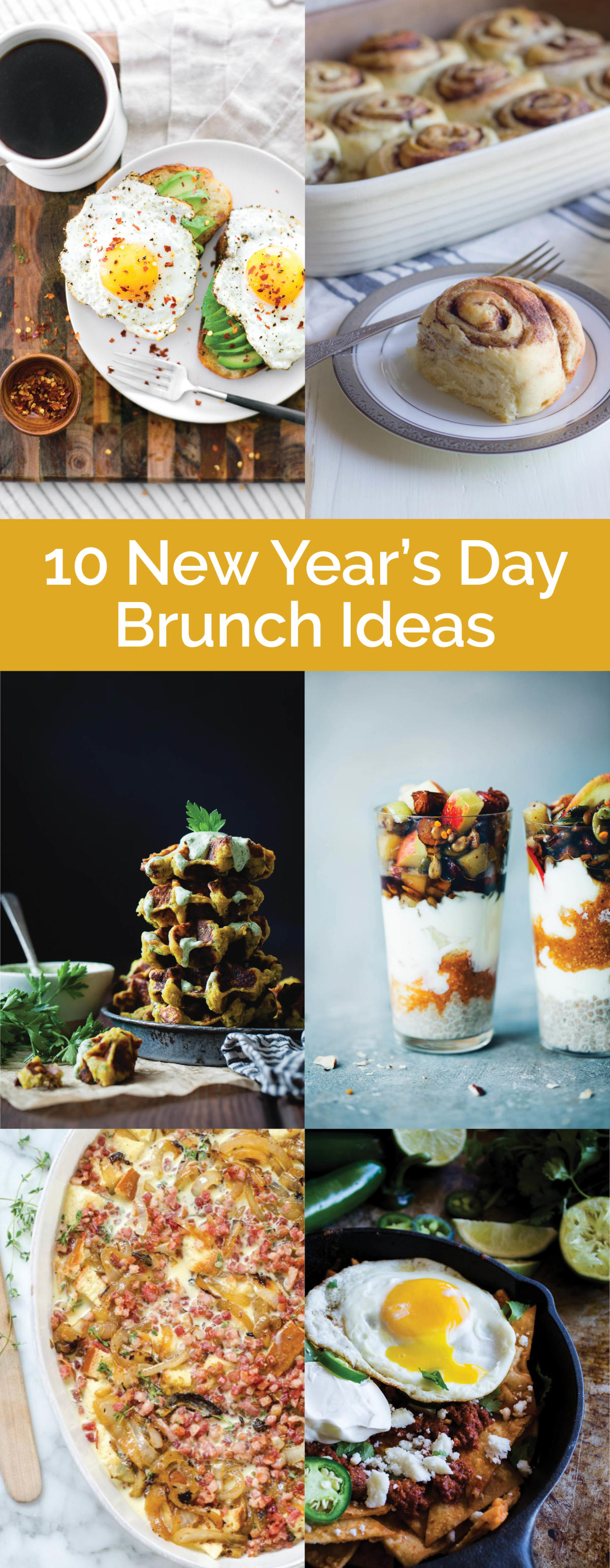 10 Easy Recipes For New Years Day Brunch A Life Well Consumed A