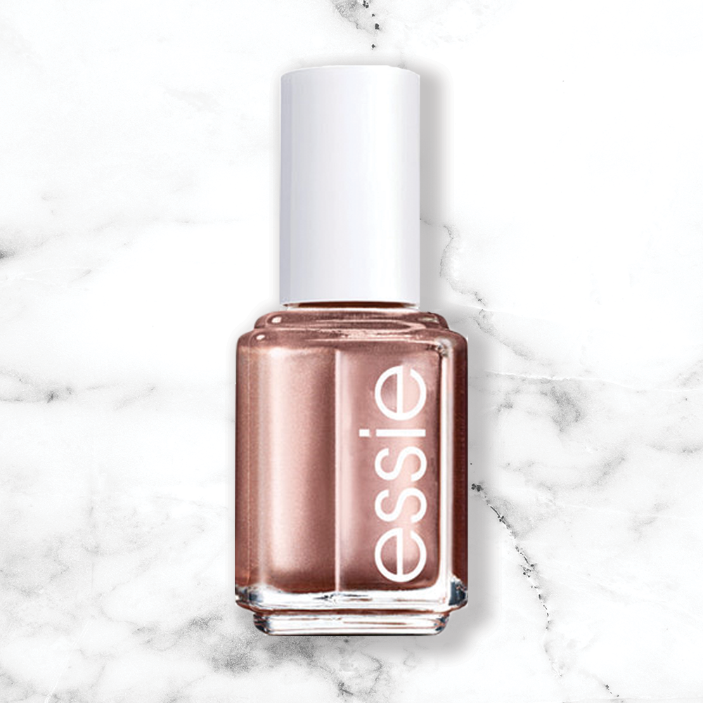 essie-polish-penny-talk-rose-gold-makeup | A Life Well Consumed | A ...