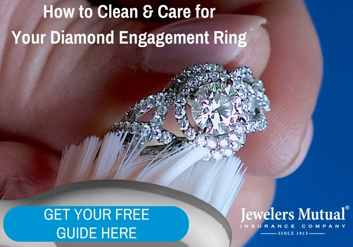 Wedding Checklist Make Sure to Clean Care For Engagement Ring A
