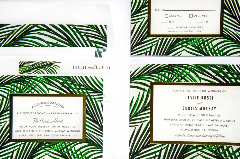 Order Your Wedding Invitations With Minted + Tips! | A Life Well ...