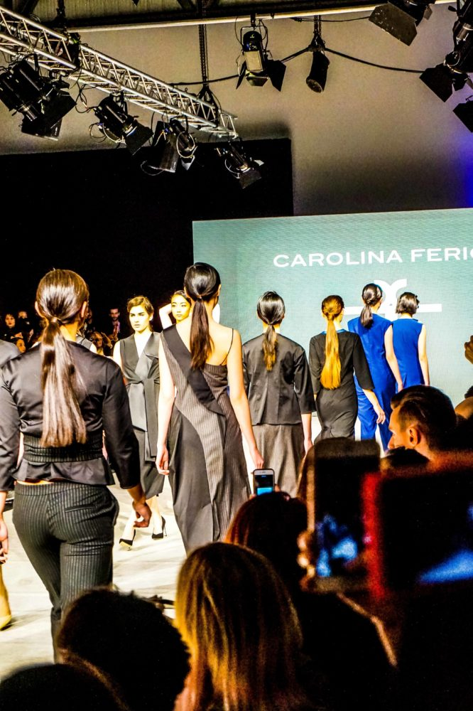 A recap of this year's Vancouver Fashion Week. Many international and Canadian designers were in attendance for F/W 2017.