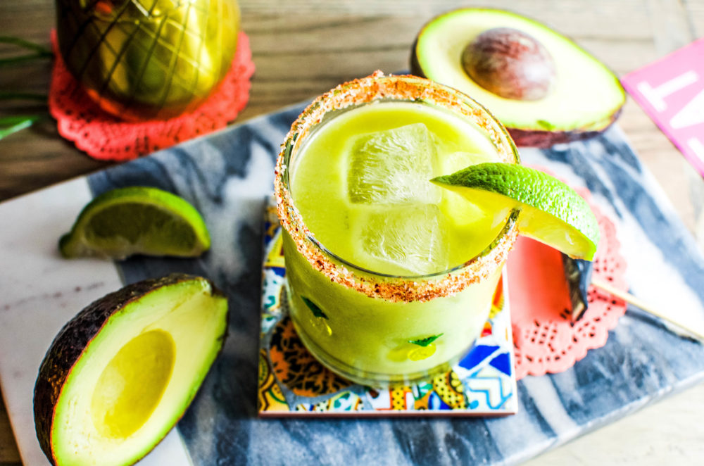 Avocado Margarita Recipe to Enjoy This Summer