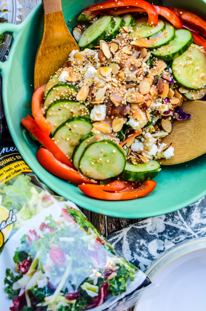 Say Yes to Salads with Eat Smart