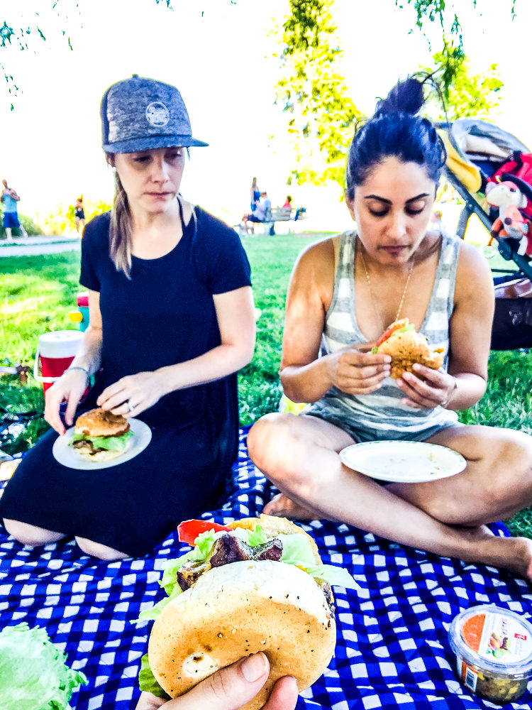 We celebrated Canada Day long weekend with the latest PC Insiders Collection by hosting a BBQ with our friends.