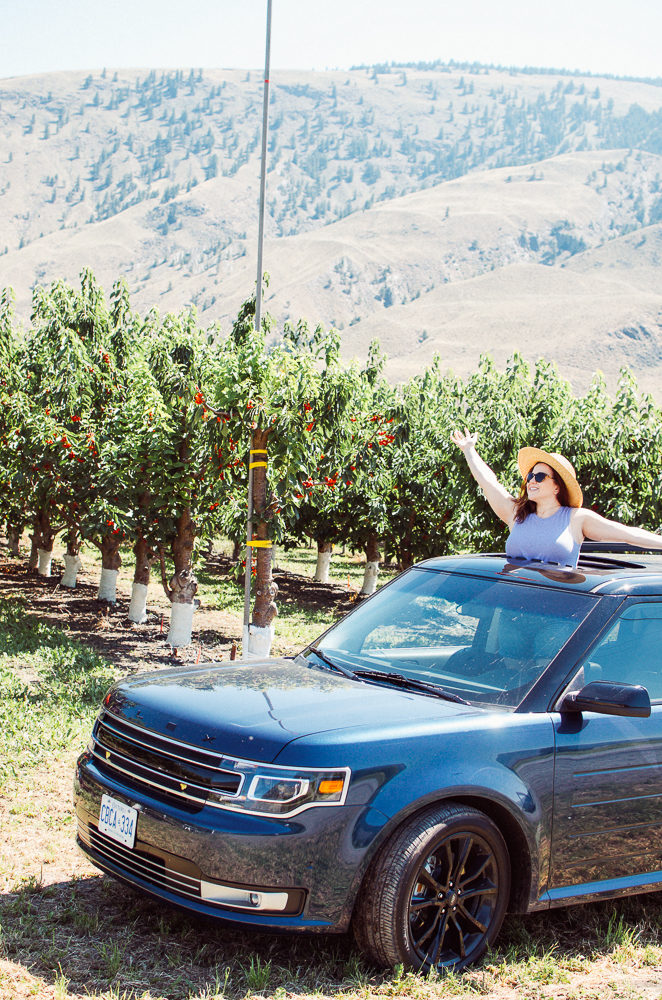 Road Trippin' With The 2018 Ford Flex