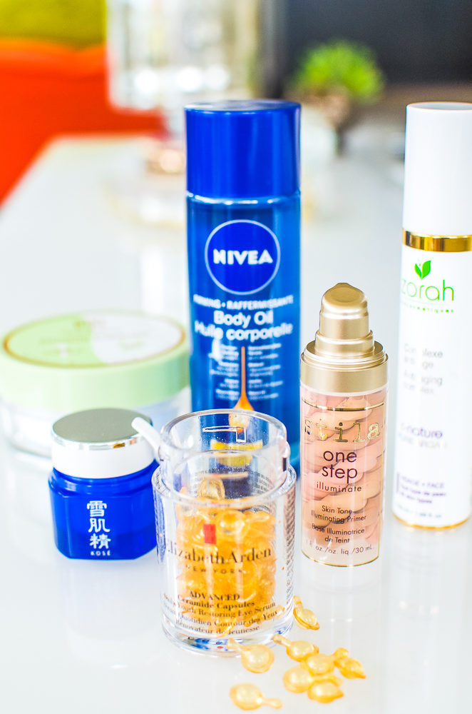 Nivea 4 in 1 Firming Body Oil | Monthly Beauty Buys | A Life Well Consumed