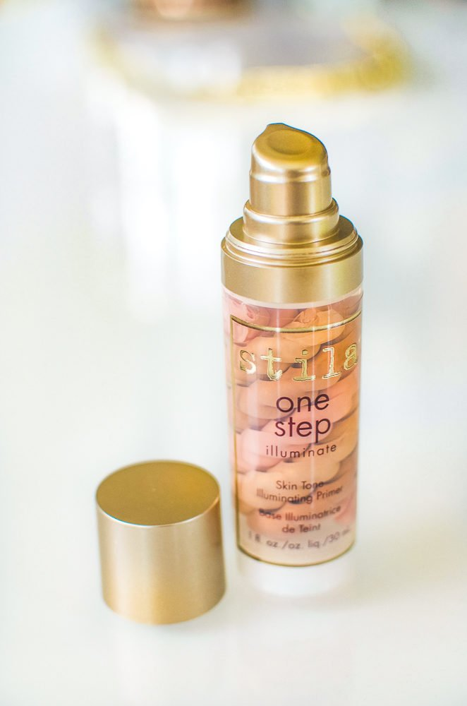 Stila One Step Illuminate Primer | Monthly Beauty Buys | A Life Well Consumed