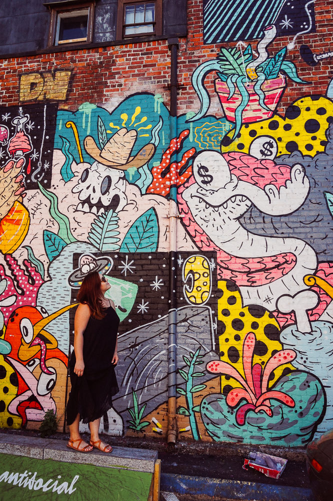 Spend a Sunday at the Vancouver Mural Festival