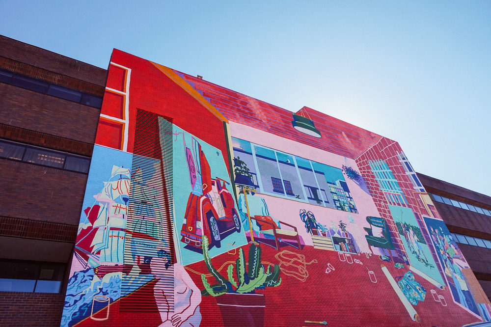 Vancouver Mural Festival | A life Well Consumed
