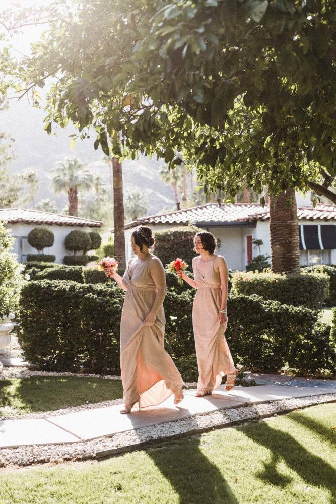 Our Palm Springs Wedding Part 2   The day of: Preparations to the Ceremony