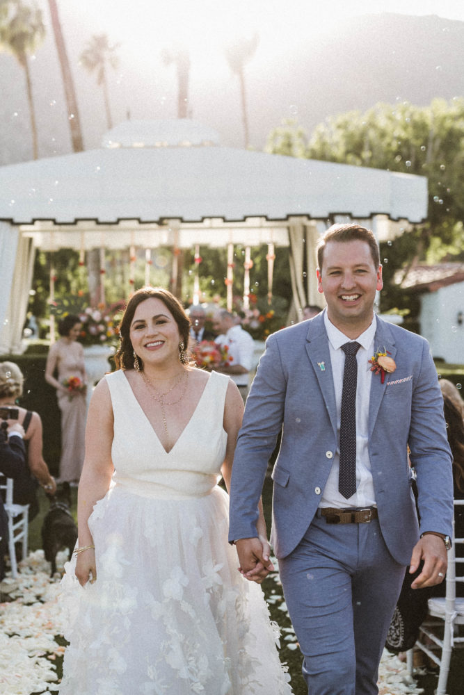 Our Palm Springs Wedding Pt. 2 | #JustMurrayed