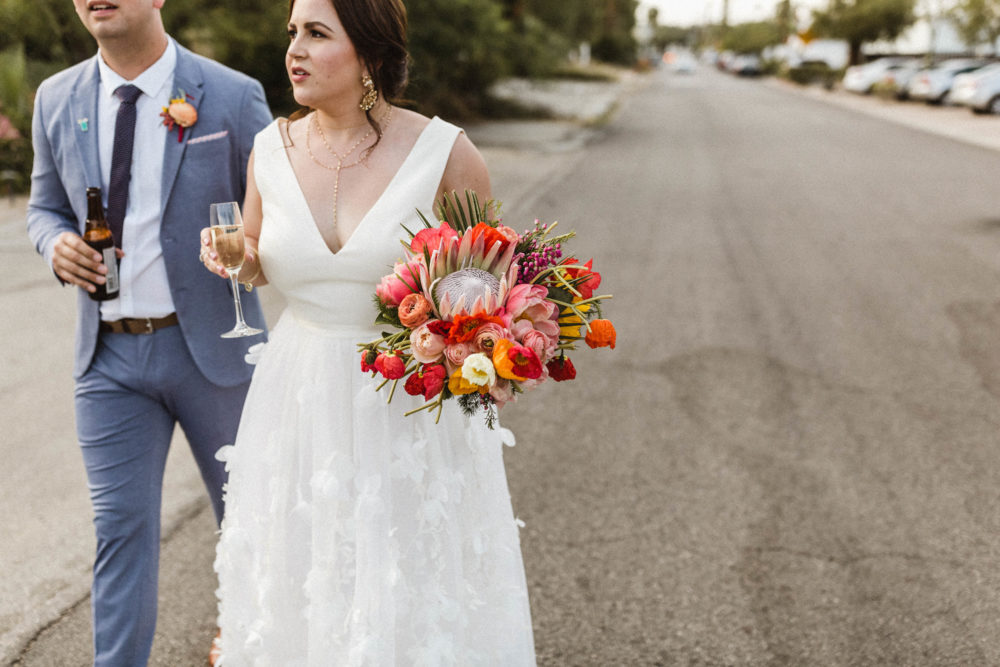 Part 3 of our Palm Springs wedding! It's just our personal photoshoot before the reception, walking around a neighbourhood in Palm Springs.