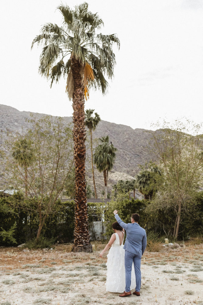 Palm Springs Wedding Photoshoot | A Life Well Consumed