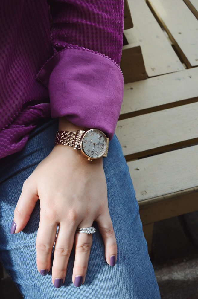 Grayton Watches | Working at Being on Time