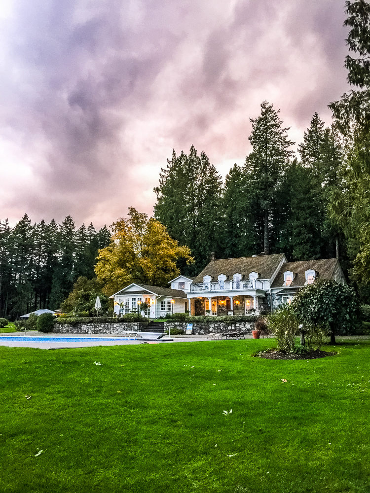 Rowena's Inn Is The Perfect Escape from Vancouver