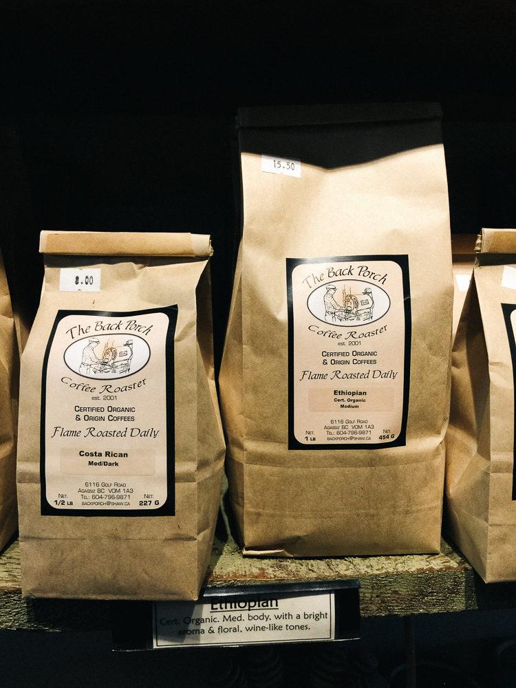 Back Porch Coffee Roastery | Harrison Mills