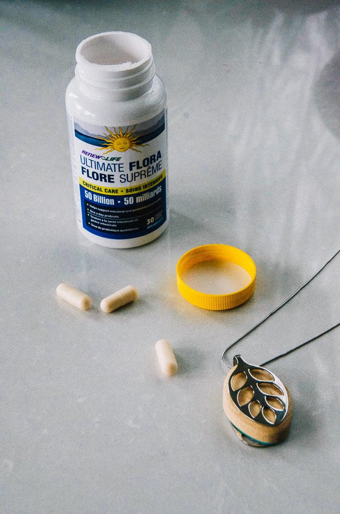 30 Day Challenge with Renew Life Probiotics