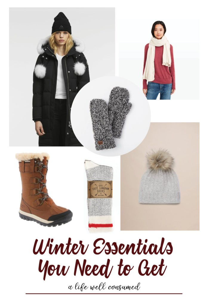 The 6 Winter Essentials You Need To Get