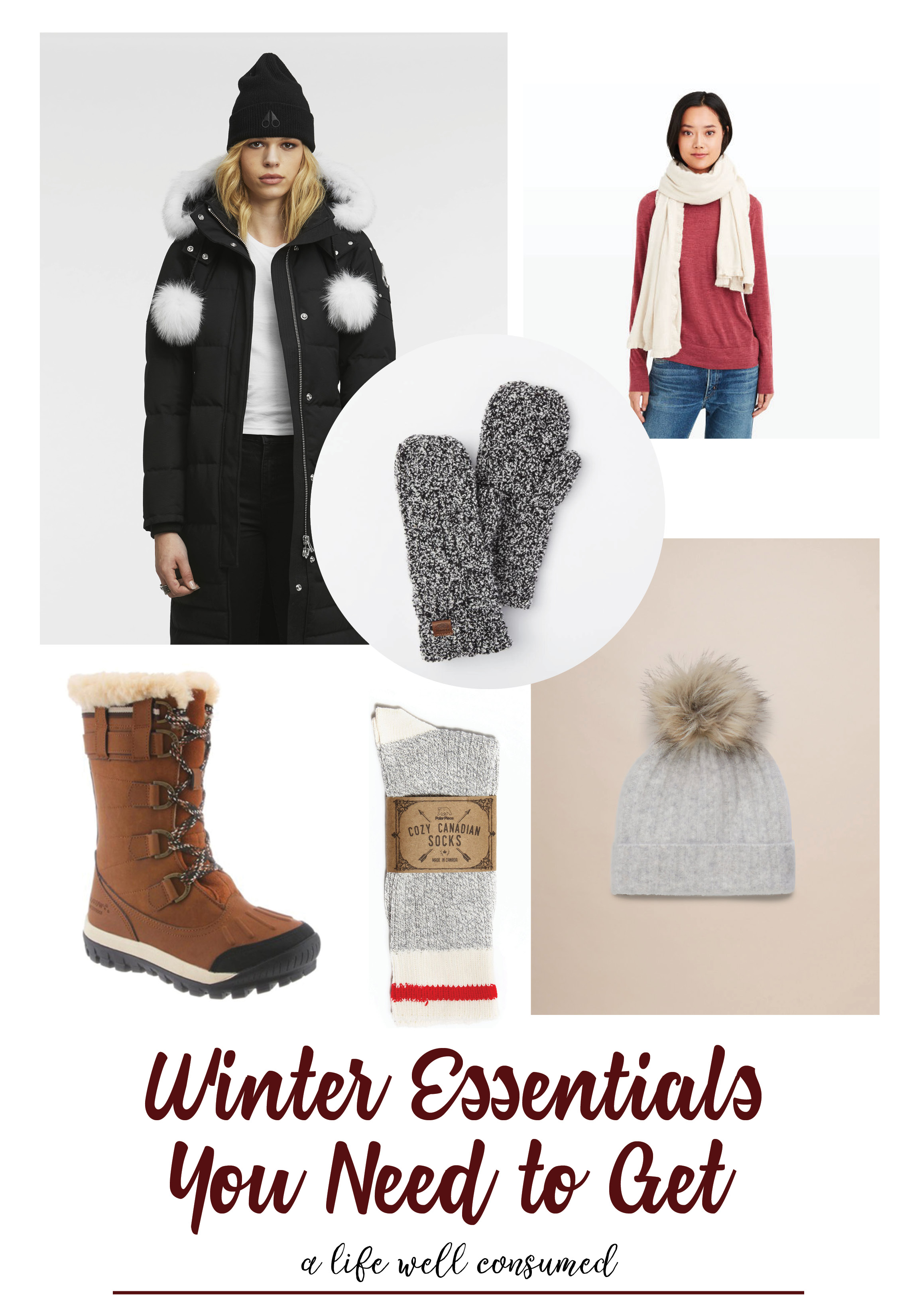Winter Essentials You Need to Get