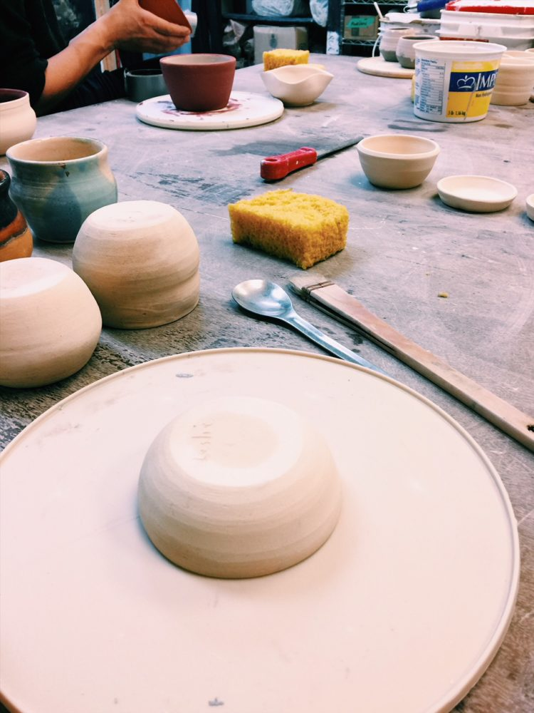 Pottery Class Friday Roundup