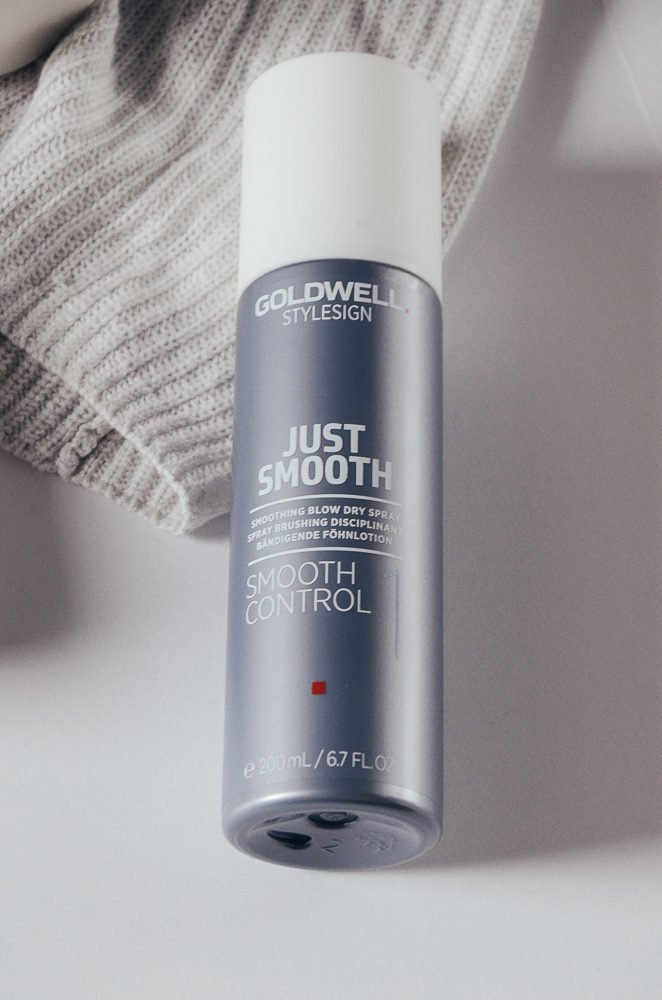 Goldwell Hair Just Smooth Smooth Control