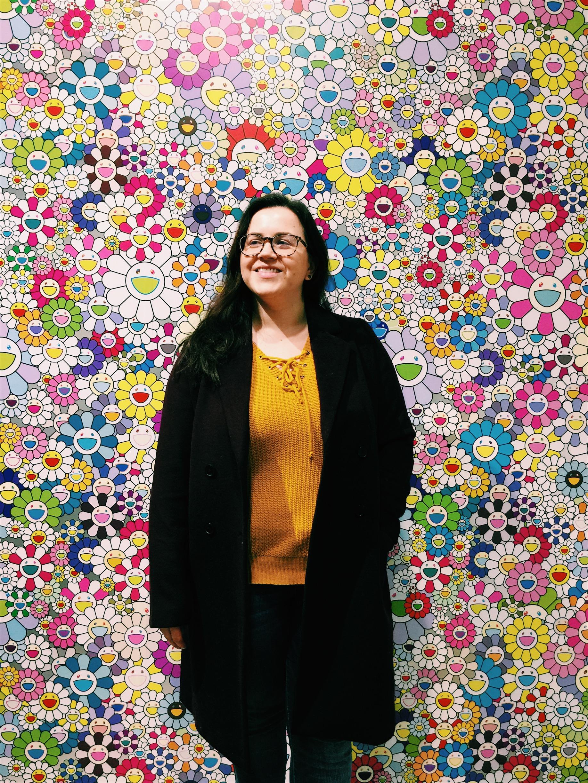 Takashi Murakami Vancouver Art Gallery